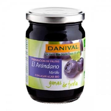 MERMELADA DE ARANDANO Bio 275 gr