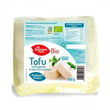 Tofu estilo Japones Fresco Bio 300 gr