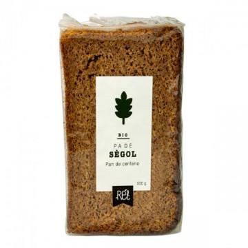 Pan de centeno Bio 500 gr Rel