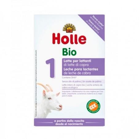 Leche Lactantes de Cabra Nº 1 Bio 400gr