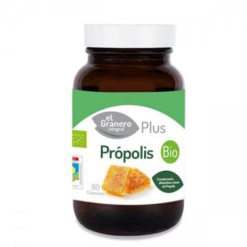 Propolis Bio 60 caps El Granero