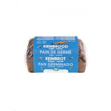 PAN GERMINADO DE CENTENO Bio 400 gr Terr