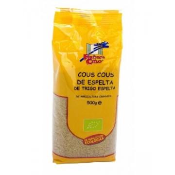 COUS COUS DE ESPELTA Bio 500 gr