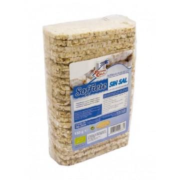 SOFFIETTE DE ARROZ SIN SAL Bio 130 gr