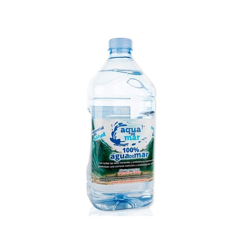 Agua de Mar 100% 2 L Vizmaraqua