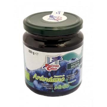 MERMELADA DE ARANDANO Bio 320 gr