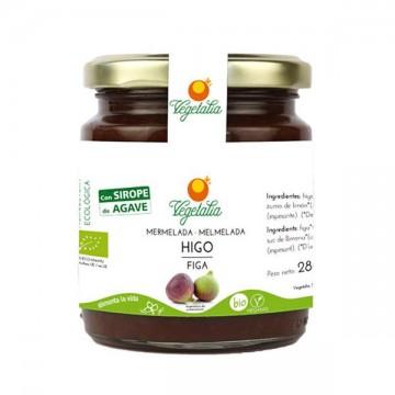 MERMELADA DE HIGO Bio 265 gr Vegetalia