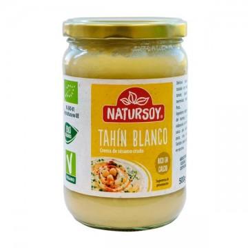 TAHIN BLANCO Bio 250 gr Natursoy