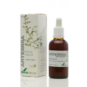 TINTURA NATURAL DE ARTEMISA 50 ml Soria