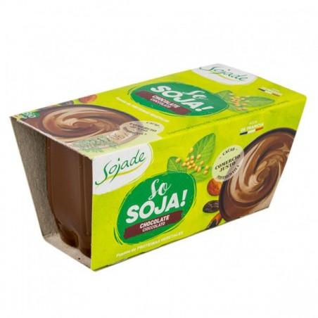 SOJADE SOJA Y CHOCOLATE Bio 2x100 gr