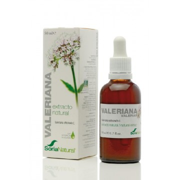 Extracto Natural Valeriana XXI 50 ml S N