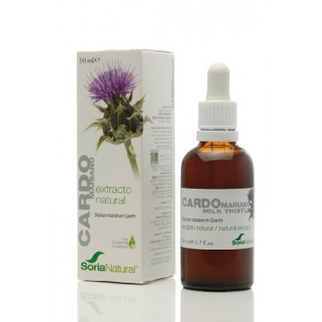 Extracto Natural Cardo Mariano 50 ml S.N