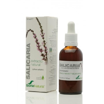 EXTRACTO NATURAL SALICARIA XXI 50 ml SN