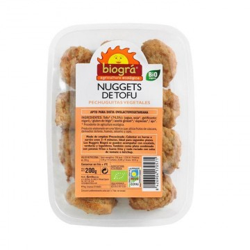 NUGGETS TOFU SEITAN Bio 230 gr