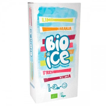 HELADOS BIO ICE 400 ml