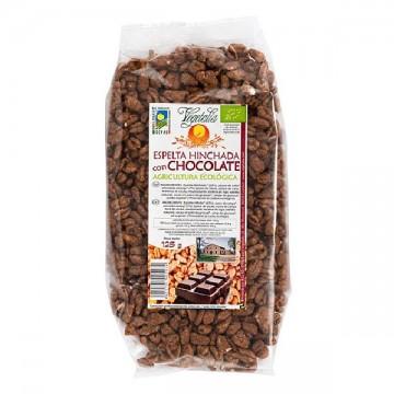 ESPELTA HINCHADA CON CHOCOLATE Bio 125gr