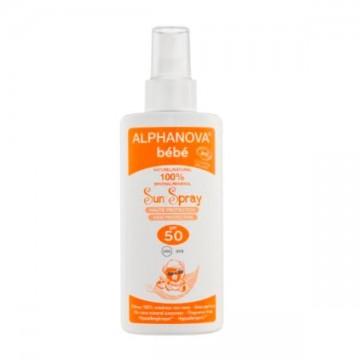 Protector Solar Bebe Spray SPF50 Bio