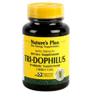 Tri-Dophilus 60 caps Natures Plus