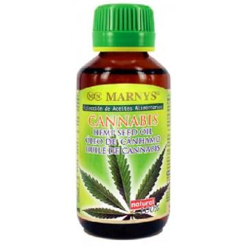 ACEITE DE CANNABIS 125 ml Marnys