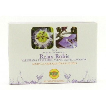 N-3  340 mg 60 Comp Relax Robis