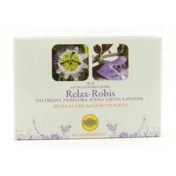 N-3 Relax 340 mg 60 comp Robis