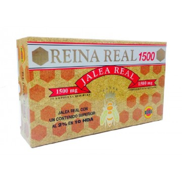 REINA REAL 1500 mg 20 amp Robis