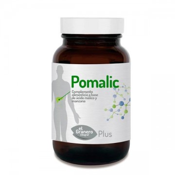 Pomalic Acido Malico 60 comp 600 mg