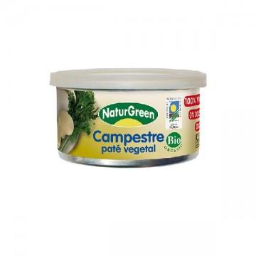 PATE CAMPESTRE Bio 125 gr NaturGreen