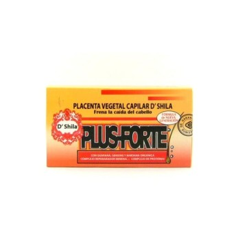 PLACENTA PLUS FORTE 4x25 ml D'Shila