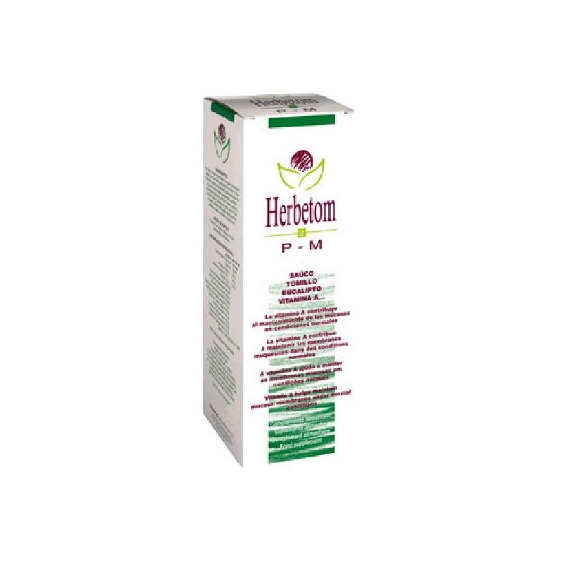 HERBETOM Nº 2  PULM 500 ml Bioserum