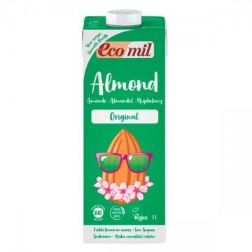 BEBIDA MANDORLA ORIGINAL Bio 1L EcoMil