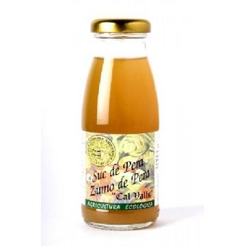 ZUMO DE PERA Eco 200 ml Cal Valls