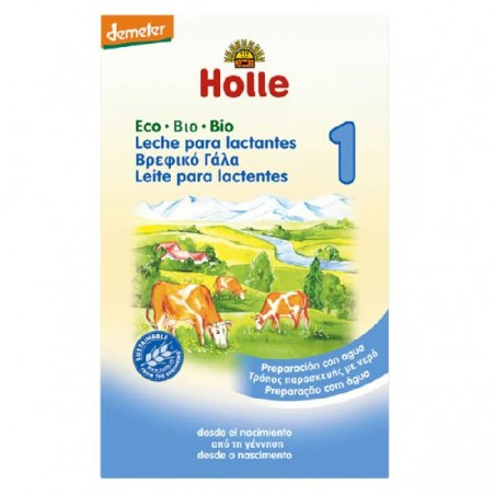 LECHE LACTANTES 1 Bio 400 gr Holle