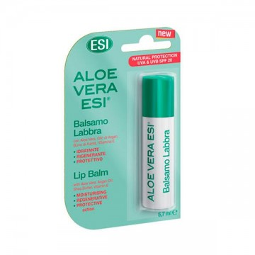 Stick Labial Aloe Vera 5.7 ml Esi