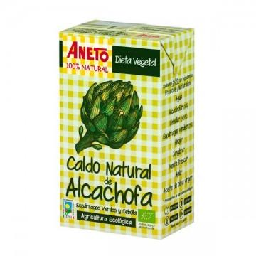 CALDO NATURAL DE ALCACHOFA Bio 1 L Aneto