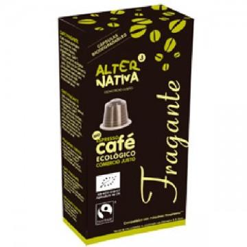 CAFE FRAGANTE CAPSULAS Bio 10 uni