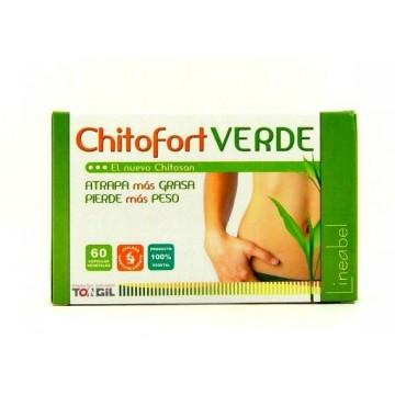 Chitofort Verde 60 capsulas Tongil