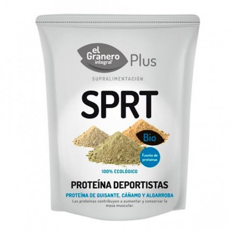 SPRT Proteina Deportista Bio 200 gr