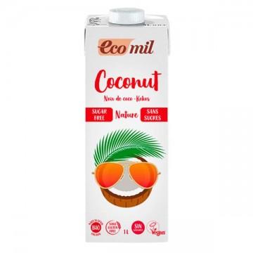 BEBIDA DE COCO Bio 1L EcoMil