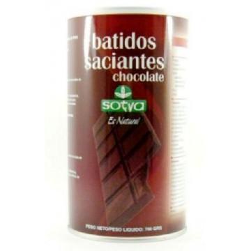 Batido Saciante Chocolate 700 gr Sotya