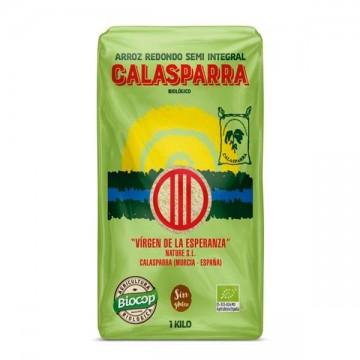 Arroz Semi integral Bio 1 kg Calasparra