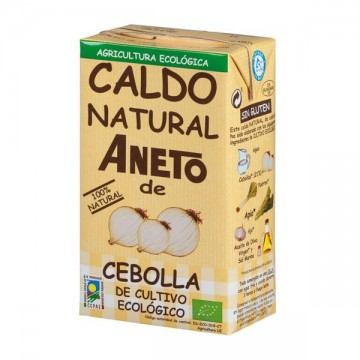 CALDO NATURAL DE CEBOLLA Bio 1 L Aneto