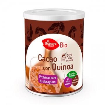 CACAO QUINOA Bio 200 gr Granero