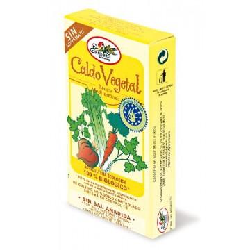 CALDO VEGETAL Sin Sal Bio 64 gr