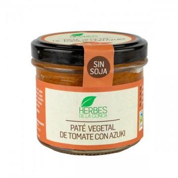 Pate Vegetal Tomate y azuki Bio 100 gr