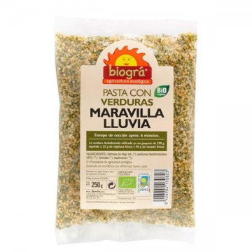 MARAVILLA DE VERDURAS Bio 250 gr Biográ
