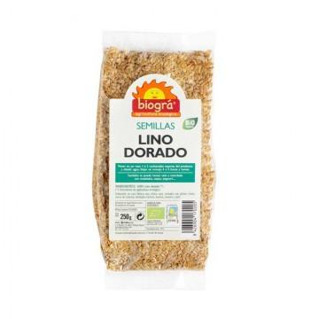 LINO DORADO Bio 250 gr Biográ