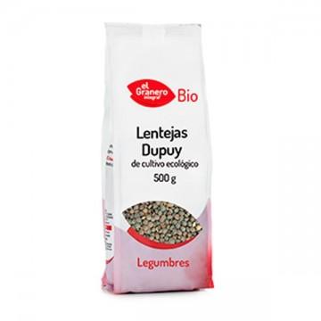 Lenteja Dupuy Bio 500 gr Granero