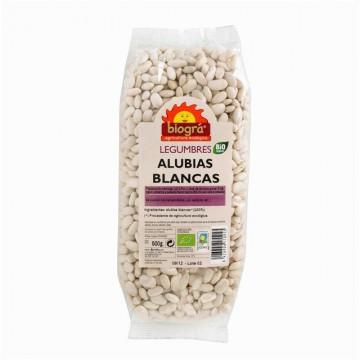 ALUBIA BLANCA Bio 500 gr Biogra