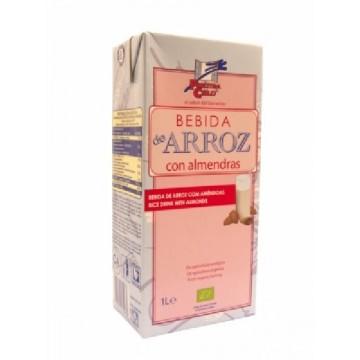 BEBIDA DE ARROZ CON ALMENDRAS 1 L
